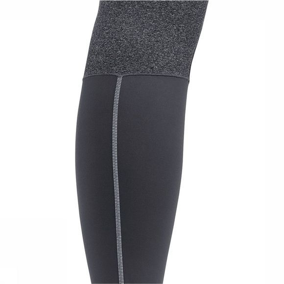 Gore Running Wear Sunlight Lady Thermo Legging Dames Donkergrijs