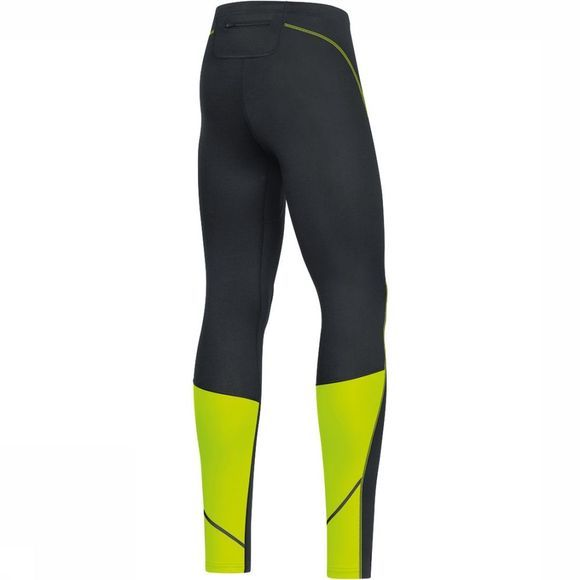 Gore Wear Gore Wear R3 Tight Zwart/Middengeel