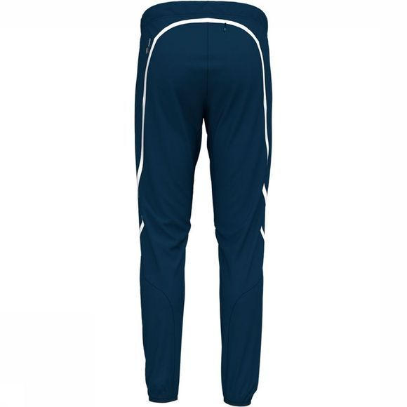 Odlo Zeroweight Windproof Warm Tight Donkerblauw