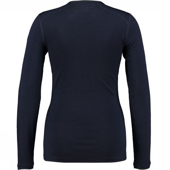 Icebreaker 260 Tech Shirt Dames Marineblauw