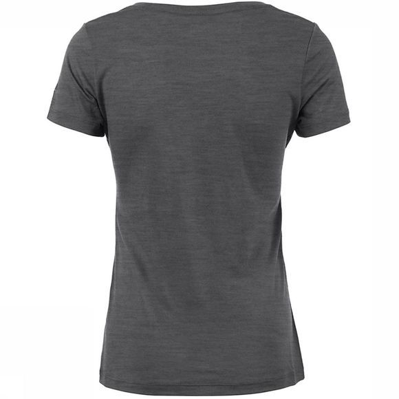 Base V-Neck Tee 230 Shirt Dames