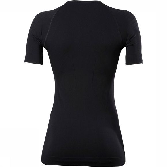 Falke Warm Shortsleeve Shirt Dames Zwart