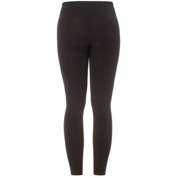 Vaude Seamless Tights Dames Zwart