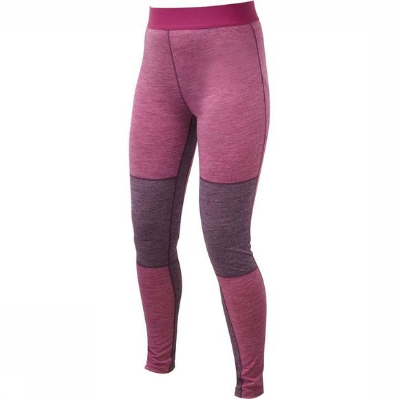Sprayway Kara Legging Dames Donkerroze