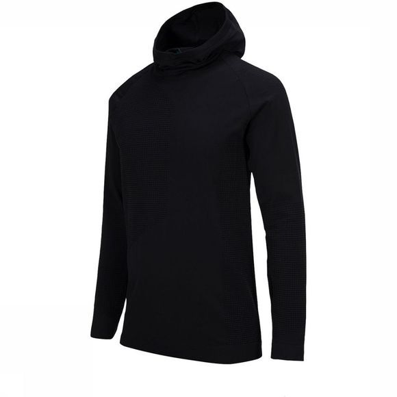 Peak Performance Yorba Hood Shirt Zwart