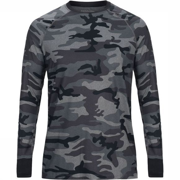 Peak Performance Spirit LS Print Shirt Assortiment Camouflage