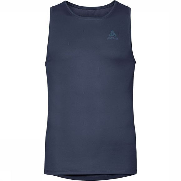 Odlo Active F-Dry Light Top Donkerblauw/Marineblauw