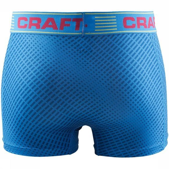 Craft Greatness 3 Inch Boxer Middenblauw