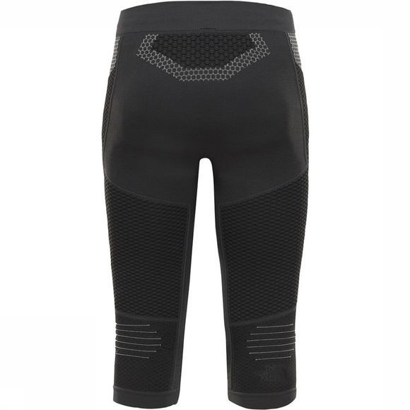 The North Face Pro Driekwart Legging Donkergrijs/Zwart