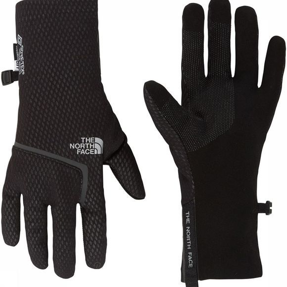 The North Face Gore Closefit Tricot Handschoen Dames Zwart