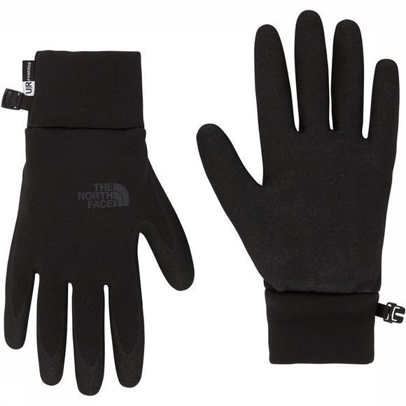 The North Face Etip Grip Handschoen Dames Zwart