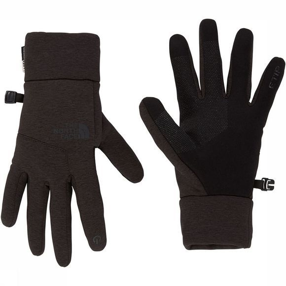 The North Face Etip Hardface Handschoen Zwart