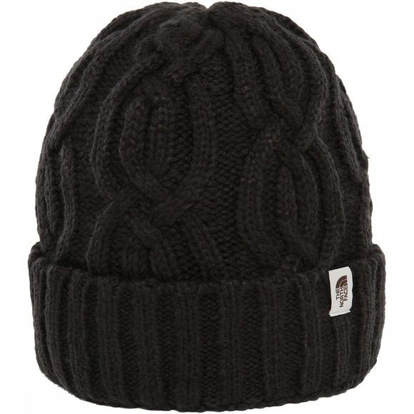 The North Face Minna Beanie Zwart