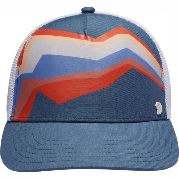 Mountain Hardwear Nuptune Trucker Pet Dames Middengrijs