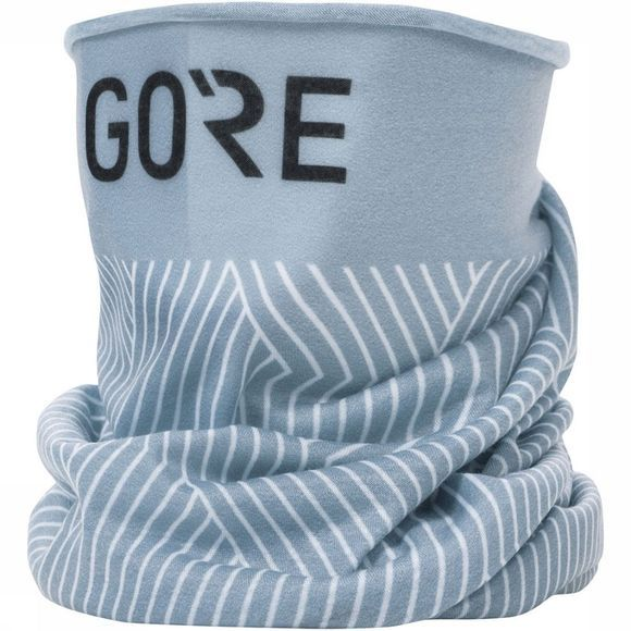 Gore Wear Gore Wear Optiline Neckwarmer Lichtgrijs/Wit