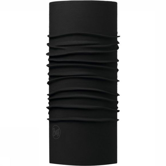 Buff Original Buff Solid Black Zwart
