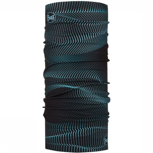 Buff Original Glow Waves Black Zwart
