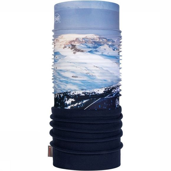 Buff Mountain Collection Polar M-Blank Blue Lichtblauw
