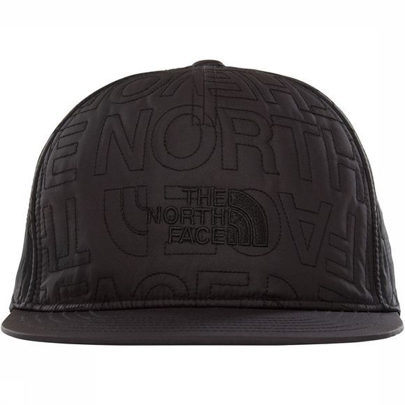 The North Face Quilted Pet Zwart