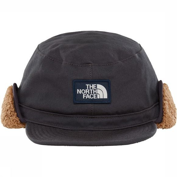 The North Face Campshire Earflap Pet Donkergrijs