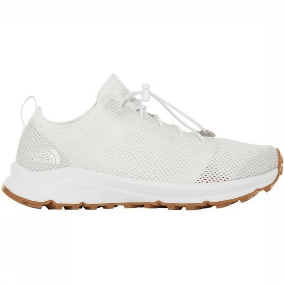 The North Face Litewave Flow Lace II Schoen Dames Wit