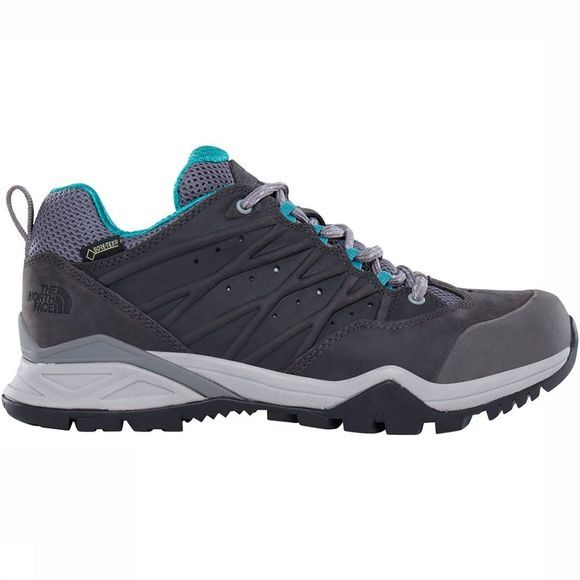 The North Face Hedgehog Hike II GTX Schoen Dames Middengrijs/Groen