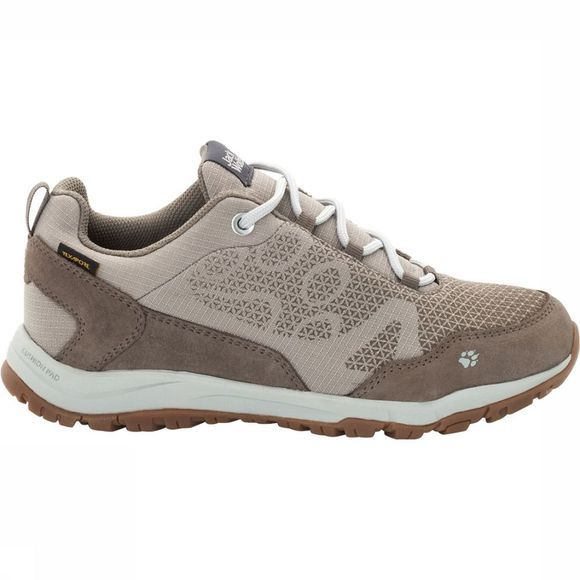 Jack Wolfskin Activate XT Texapore Low Schoen Dames Taupe