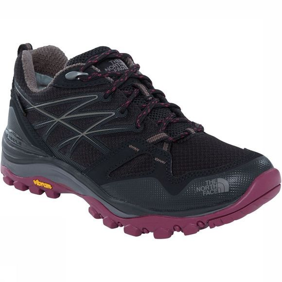 The North Face Hedgehog FP GTX Schoen Dames Zwart/Middenpaars