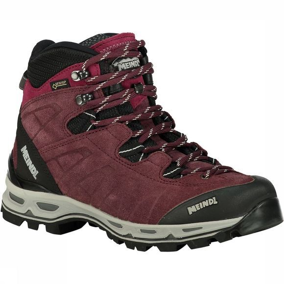 Meindl Schoen Air Revolution Ultra Bordeaux