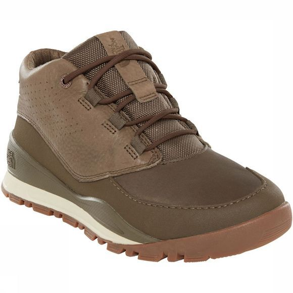 The North Face Edgewood Chukka Schoen Donkerkaki/Gebroken Wit