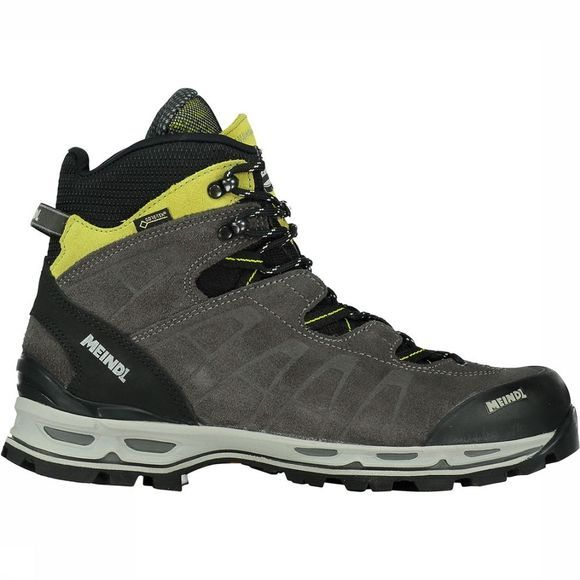 Meindl Air Revolution Ultra GTX Schoen Donkergrijs/Lime
