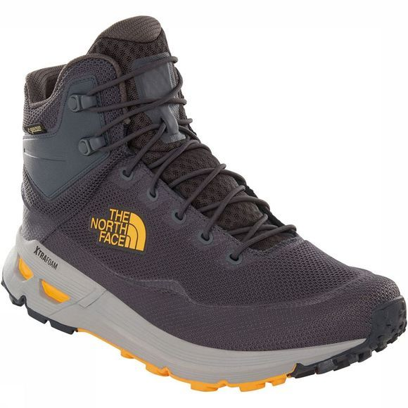 The North Face Safien Mid GTX Schoen Donkergrijs/Oranje