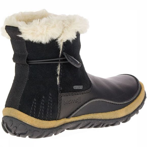 Merrell Tremblant Pull On Polar WTPF Winterschoen Dames Zwart