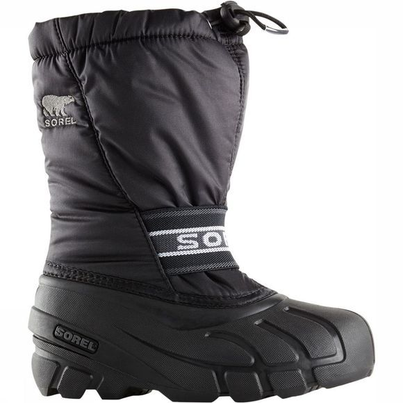 Sorel Cub Winterschoen Junior Zwart
