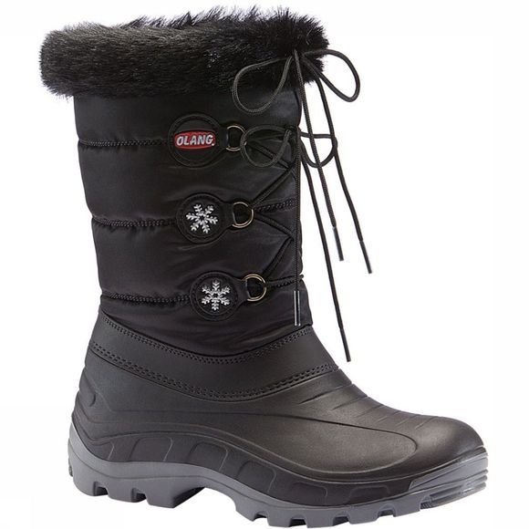 Olang Patty Snowboot Dames Zwart