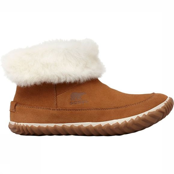 Sorel Out N About Bootie Laars Dames Middenbruin