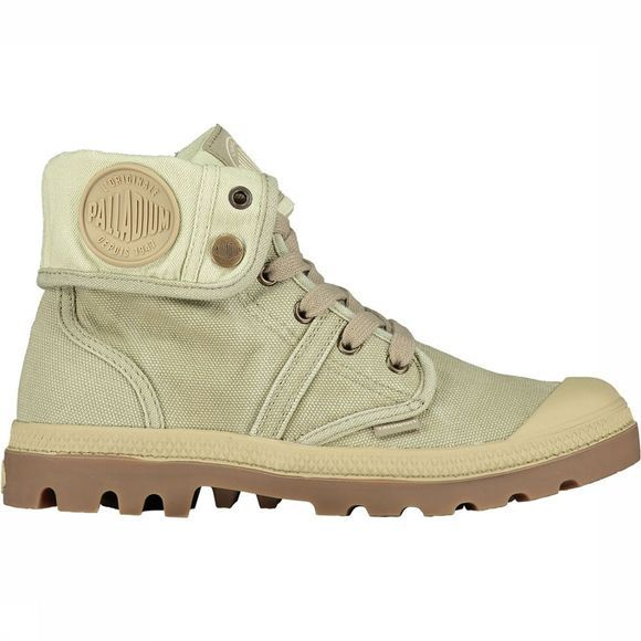 Palladium Pallabrouse Baggy Schoen Dames Zandbruin