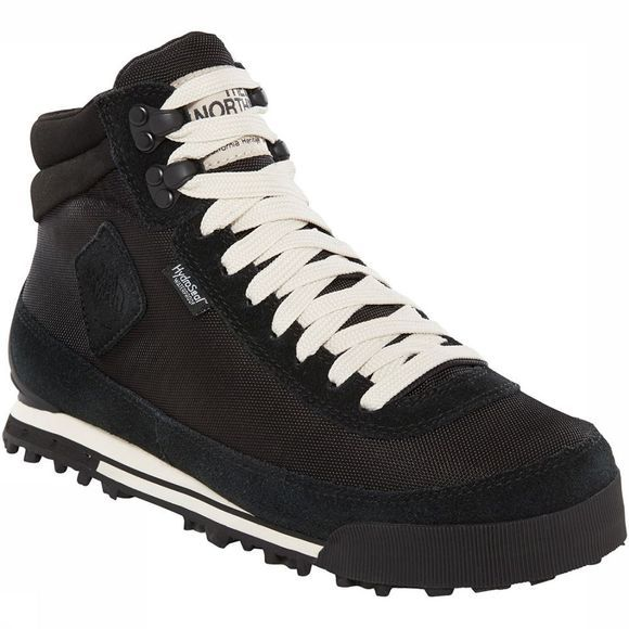 The North Face Back To Berkeley II Schoen Dames Zwart/Gebroken Wit