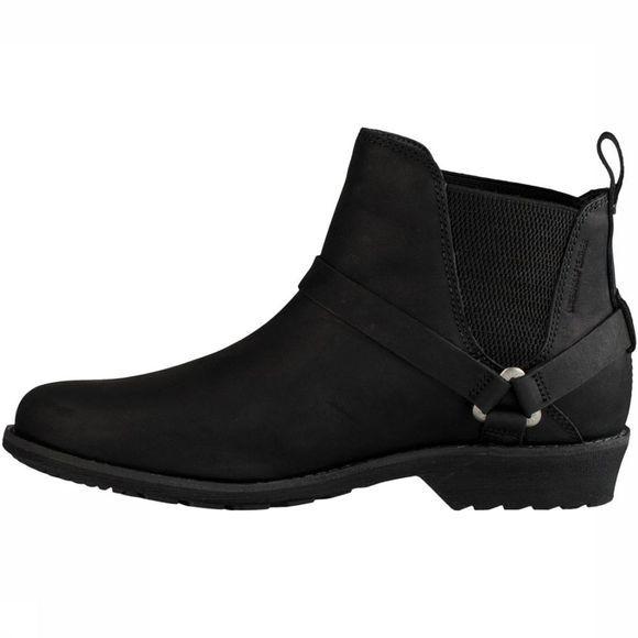 Chaussure Teva La Vina Dos Chelsea Pour Les Femmes - Noir RxKZPPDfIh