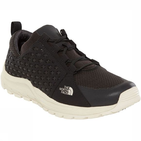 The North Face Mountain Sneaker Schoen Zwart/Gebroken Wit