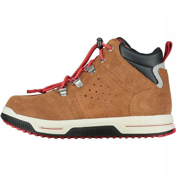 Timberland City Stomper Mid WP Schoen Junior Middenbruin