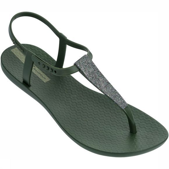 Ipanema Class Pop Slipper Dames Lichtgroen