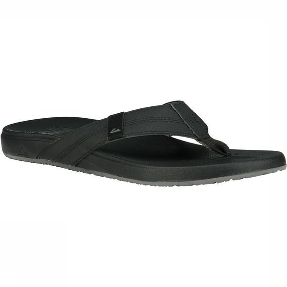 Reef Cushion Bounce Phantom Slipper Zwart