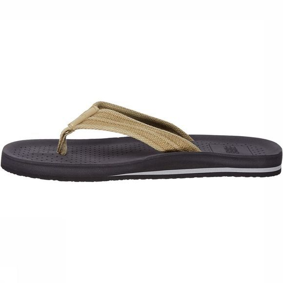 O'Neill Punch Canvas Slippers Donkergrijs