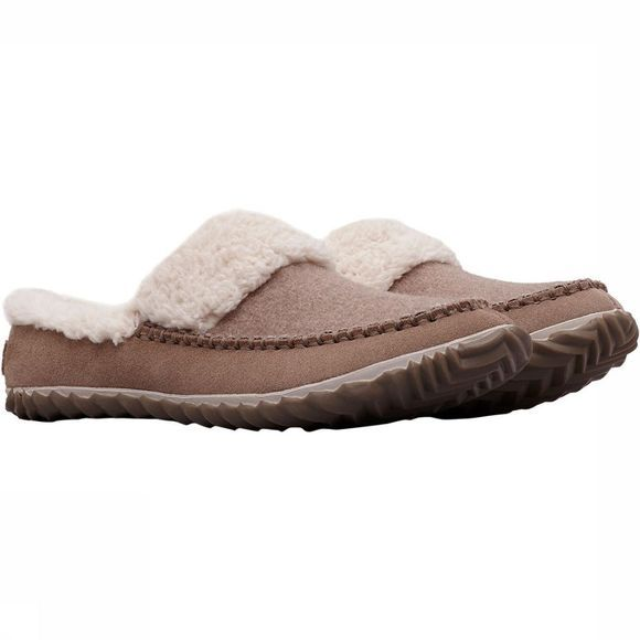 Sorel Out N About Slide Slipper Dames Lichtbruin