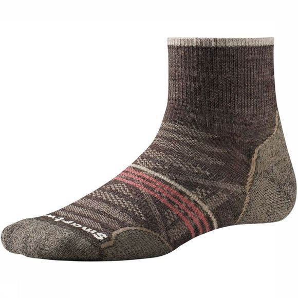 Smartwool PHD Outdoor Light Mini Sok Dames Taupe