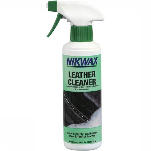 Nikwax Leather Cleaner 300ml Wit