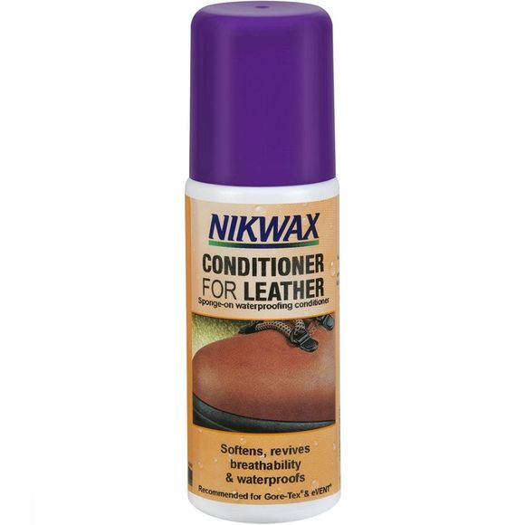 Nikwax Conditioner For Leather 125ml Wit