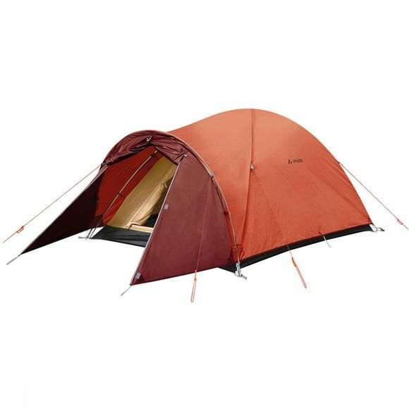 Vaude Tent Campo Compact Xt 2P Rood