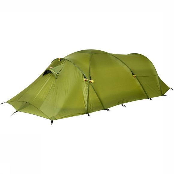 Helsport Svalbard High Pro 3 Camp Tent Groen